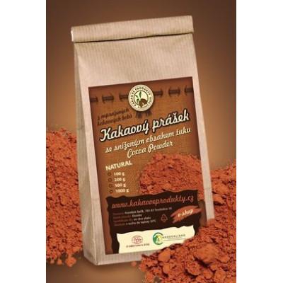 Kakao nepražené 10/12 - 1000 g Čokoládovna Troubelice