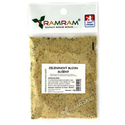 Zeleninový bujon bez glutamanu 100 g