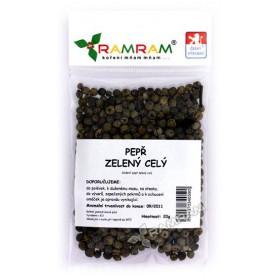 Pepř zelený celý 15 g