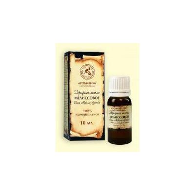 Meduňka - 100% esenciální olej 10 ml