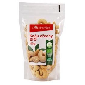 Kešu ořechy BIO 150 g Zdravý den