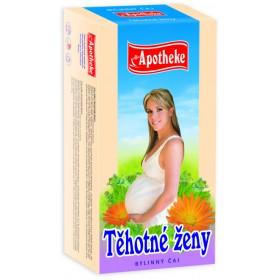 Těhotné ženy čaj 20x1.5 g Apotheke
