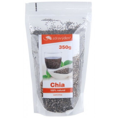 Chia semínka Zdravý den