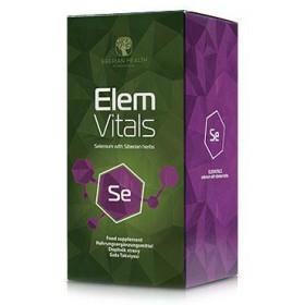 Selen ElemVitals se sibiřskými bylinami 60 kapslí