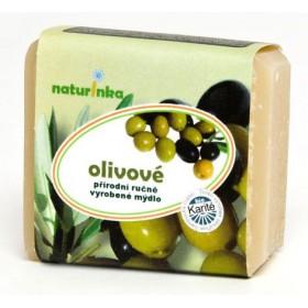 Olivové mýdlo Naturinka