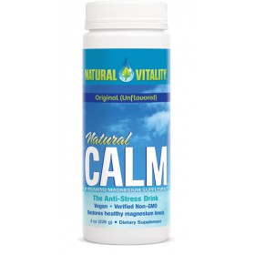 Calm Magnesium 226 g Natural Vitality