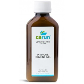 Konopný mycí gel 200 ml Carun