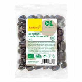 Moruše v hořké čokoládě BIO 100 g Wolfberry