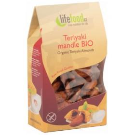 Teriyaki mandle BIO 90 g Lifefood