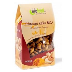 Indické kešu BIO 80 g Lifefood