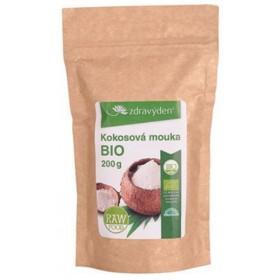 Kokosová mouka BIO 400 g Zdravý den