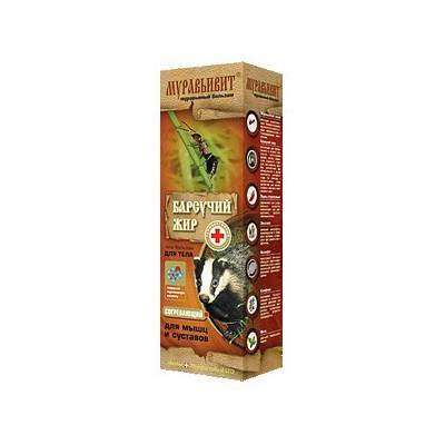 Muravivit gel - mravenčí s jezevčím tukem (prohřívací)