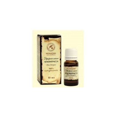 Citrónová tráva  - éterický olej 10 ml Aromatika