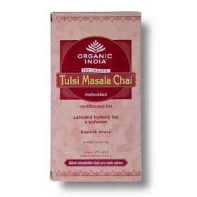 Tulsi Masala BIO 25 sáčků Organic India