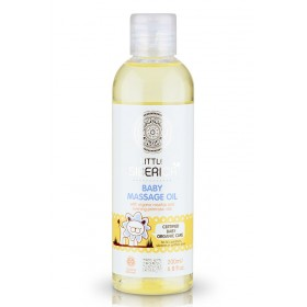 Masážní olej pro děti 200 ml Natura Siberica