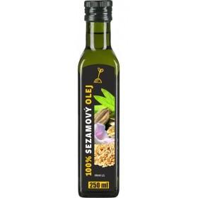 Sezamový olej 100% 250ml RICH