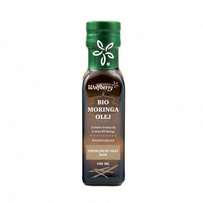 Moringa olej BIO 100ml Wolfberry