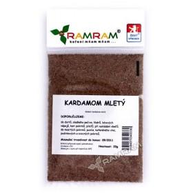 Kardamon mletý 20 g RamRam