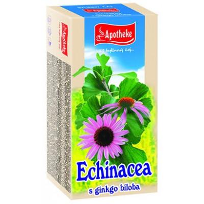 Echinacea s gingkem na imunitu 20x1,5g Apotheke
