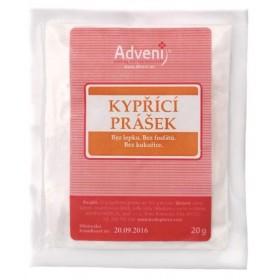 Kypřící prášek 20 g Adveni