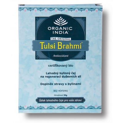 Tulsi Brahmi BIO 100 g Organic India