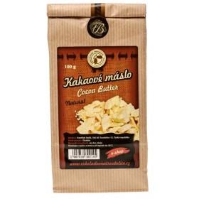 Kakaové máslo natural Čokoládovna Troubelice