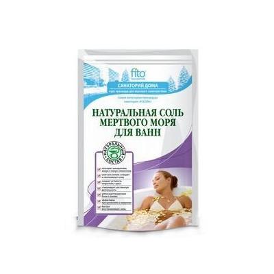 Přírodní koupelová sůl z Mrtvého moře 500 g