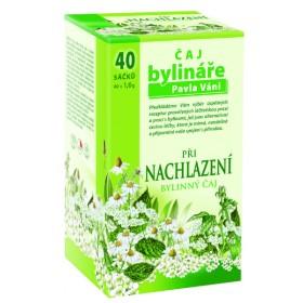 Čaj bylináře Při nachlazení 40x1.6g Pavel Váňa
