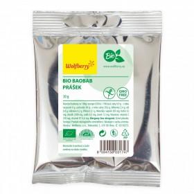 Baobab přášek BIO 30 g Wolfberry