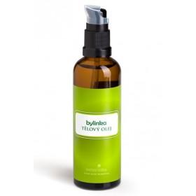 Bylinný tělový olej