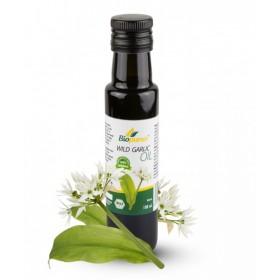 Medvědí česnek - olej (macerát) 100 ml Biopurus