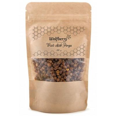 Včelí chléb Perga 100g Wolfberry
