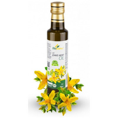 Třezalkový olej BIO 250 ml Biopurus