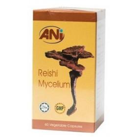 Reishi Mycelium 60 kapslí x 450 mg