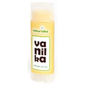 Balzám na rty - Vanilka - Naturinka
