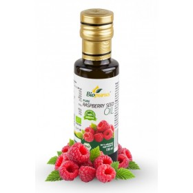Malinový olej BIO 100%  250 ml Biopurus