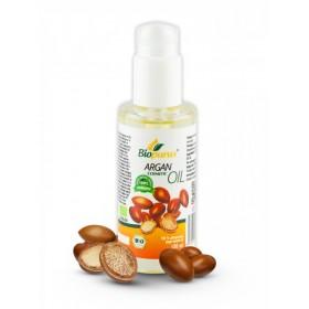 Arganový olej s dávkovačem - kosmetický - 100 ml Biopurus
