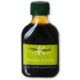 Vanilkový extrakt Double Vanilla - Vanilkový obchod