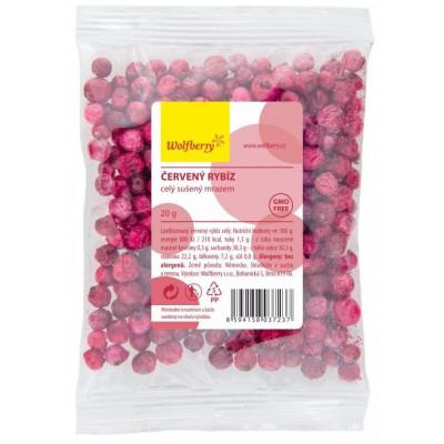 Červený rybíz 20 g Wolfberry
