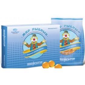 Rybí tuk OMEGA 3 s česnekem 100tbl.