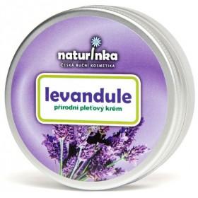 Levandulový krém 80 ml Naturinka