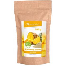 Ananasový prášek 200 g Zdravý den