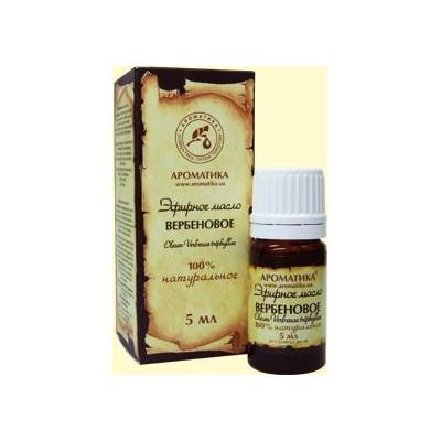 Verbena éterický olej 5 ml Aromatika