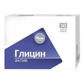 Glycin Aktiv 50 tbl.