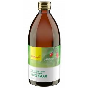 Šťáva Goji s dužinou 100% 300 ml