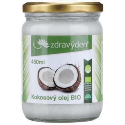 Kokosový olej BIO Zdravý den