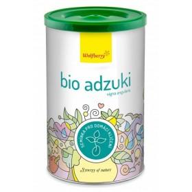 Fazole Adzuki BIO na klíčení 200 g Wolfberry