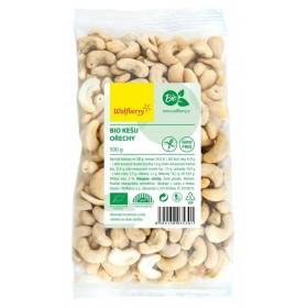 Kešu ořechy BIO 500 g Wolfberry