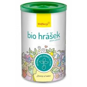 Hrášek BIO semínka na klíčení 200 g Wolfberry