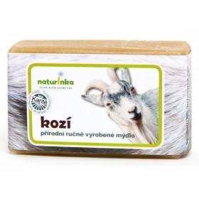 Kozí mýdlo Naturinka